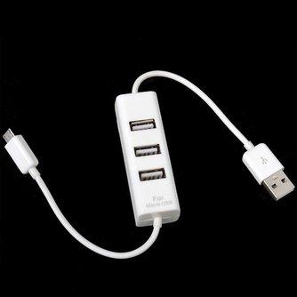 USB Hub 3 poorten
