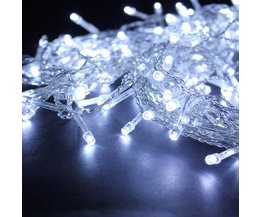 Wit Led Gordijn met 224 lichtjes