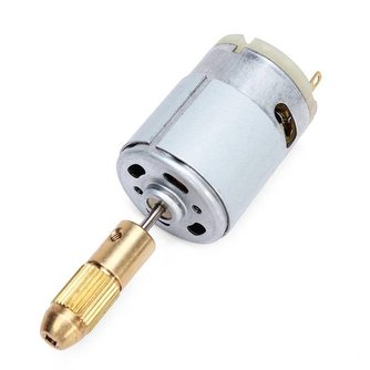 Mini Elektrische Borenset