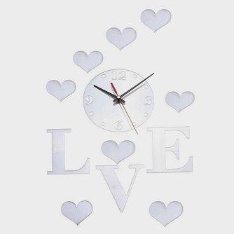 Doe Het Zelf Klok Love