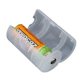 AA Batterij Adapter