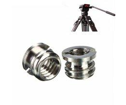 Schroef Adapter voor Camera Statief