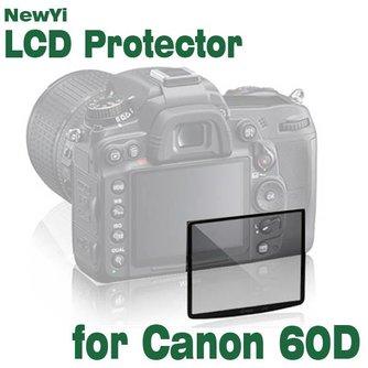 Screenprotector Canon EOS 60D