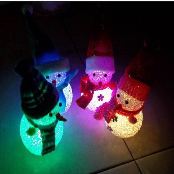 Sneeuwpop Lampje I Myxlshop Supertip