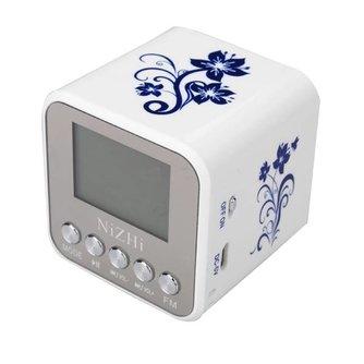 Nizhi Mini Draagbare MP3 Speler USB TS Micro SD met FM Radio