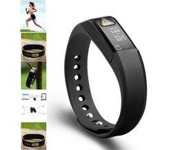 Smart Armband met Bluetooth.