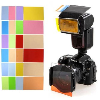 Kleurenfilters Voor Camera\'s