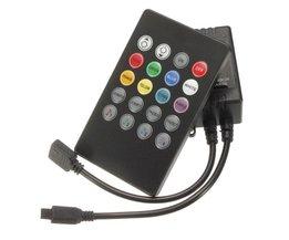 Afstandsbediening LED Strip 3528 en 5050