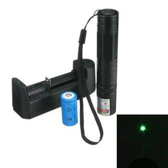 5 mw Laser Pen met Groene Straal