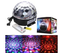 Disco Lamp  Ledverlichting