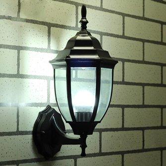 Buitenverlichting Lantaarn met Glas