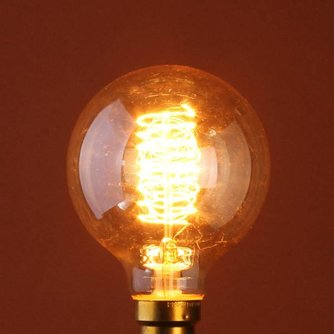 B22 Gloei Lamp Edison  Stijl