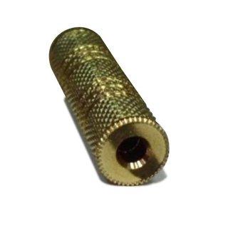 3.5 mm Vrouwelijke naar 3.5 mm Vrouwelijke Audio Adapter