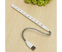 Flexibele USB LED Lamp