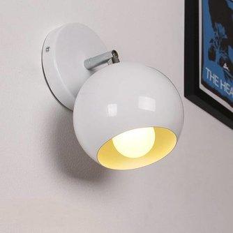Retro Lamp Bolvormig Instelbaar