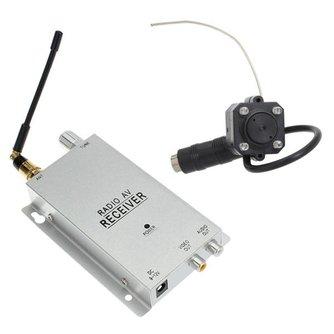 Radio AV Receiver en Camera