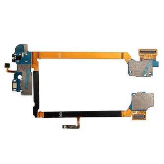 Oplaad Connector Flex Kabel voor LG G2