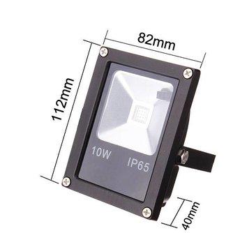 Kleurrijke LED Tuinlamp