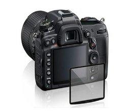Glazen Screenprotector voor Nikon D3200