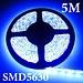 5M LED Strip Blauw