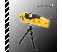 Laserwaterpas met Tripod
