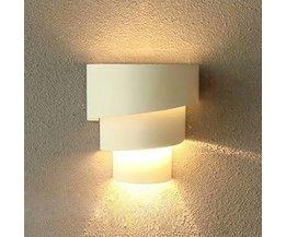 Moderne ijzeren wandlampen