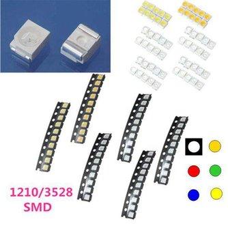 Strip LED onderdeel