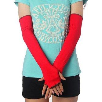 Warme handschoenen zonder vingers
