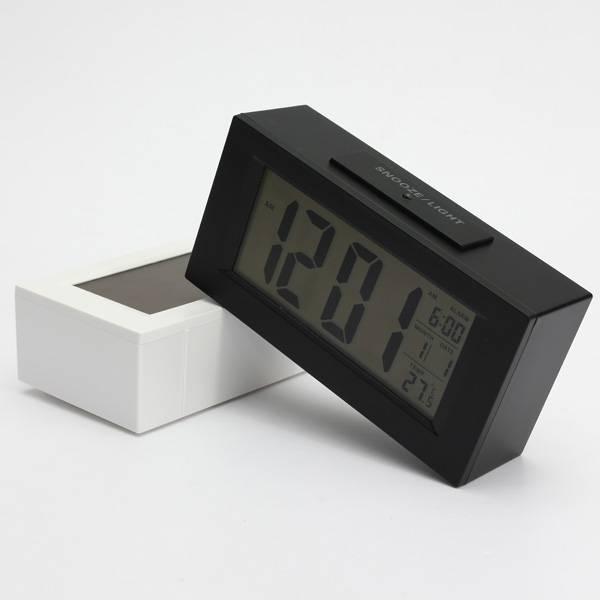 digitale wekker met groot lcd scherm kopen i myxlshop supertip. Black Bedroom Furniture Sets. Home Design Ideas
