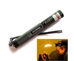Krachtige Laserpointer met een Vermogen van 5mw