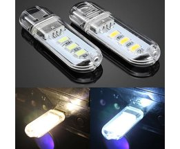 USB LED Leeslamp