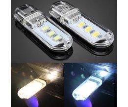 USB LED Leeslamp
