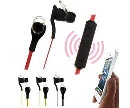 Bluetooth Sport Koptelefoon met Microfoon