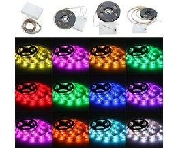 Waterproof LED Strip met Meerkleurig Licht