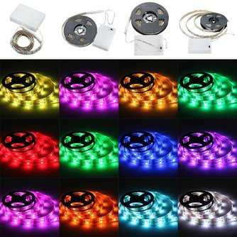 Waterproof LED Strip met Meerkleurig Licht