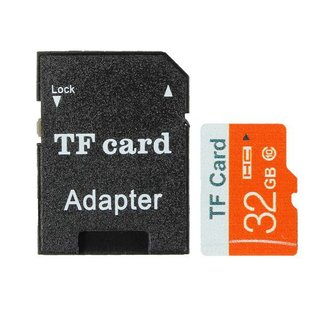 32GB Micro SD Geheugenkaart met Adapter