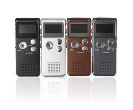 8GB Digitale Voice Recorder
