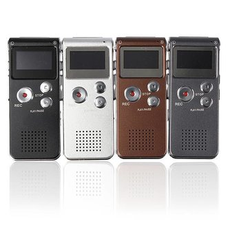8GB Digitale Voice Recorder