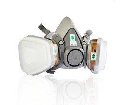 3M 6200 N95 Gasmasker