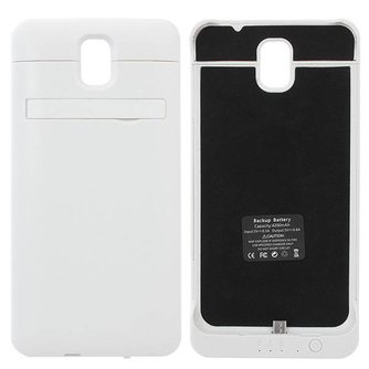 Galaxy Note 3 Cover met Externe Batterij