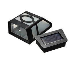 Solar LED Muur Lantaarn
