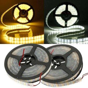 Waterdichte LED Lint Verlichting Dubbele Rij