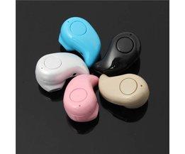 Draadloze Bluetooth V4.0 Headset met Microfoon voor Telefoon