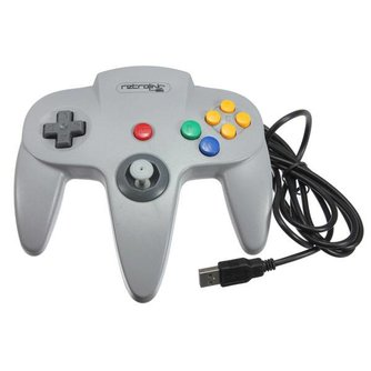 Retrolink USB N64 Controller voor PC & Mac
