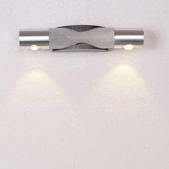 Moderne LED Wandlamp van Aluminium