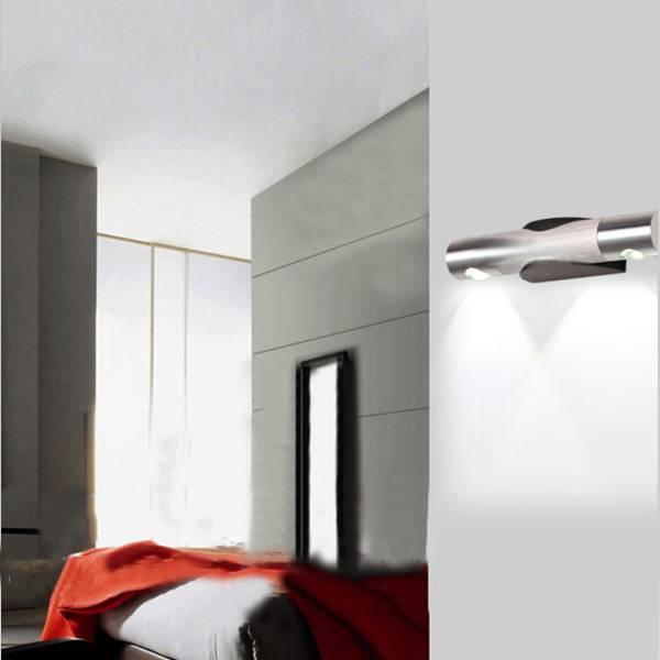 Moderne LED Wandlamp van Aluminium I MyXLshop (SuperTip) - MyXLshop.nl