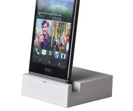 Oplader met Micro USB voor HTC M8