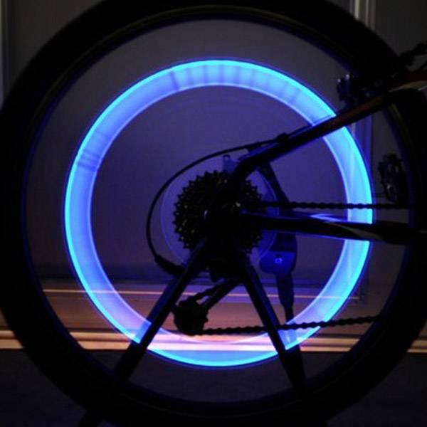 ventielverlichting voor fietsen