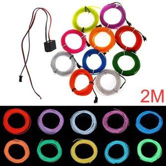 Lichtslang 10 Kleuren