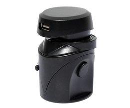 Wereld Reisstekker met USB oplader